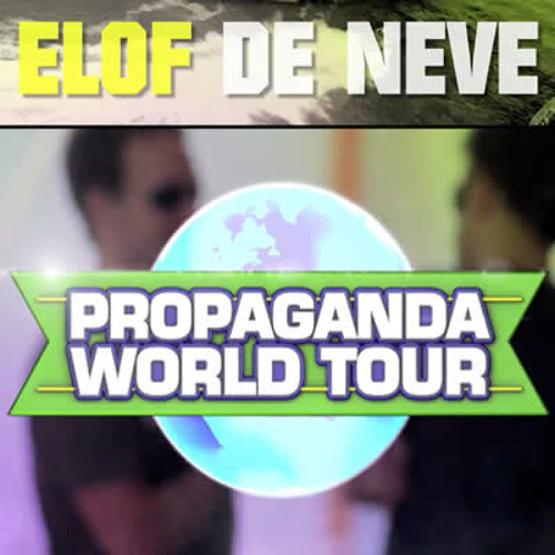 Elof de Neve - Propaganda World Tour (vol 29 - 2012)