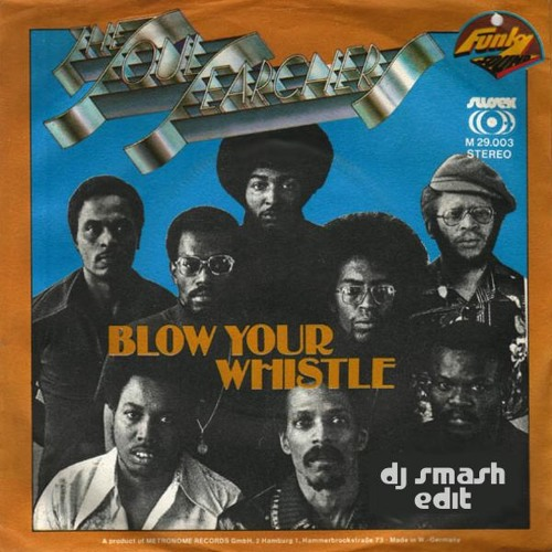 Chuck Brown & The Soul Searchers - Blow Your Whistle (DJ Smash Afro Disco edit)