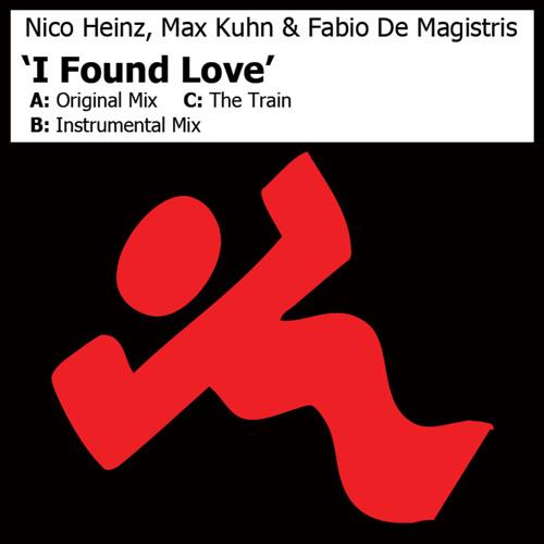 LIMB152D - Nico Heinz, Max Kuhn & Fabio De Magistris- I Found Love (clip)