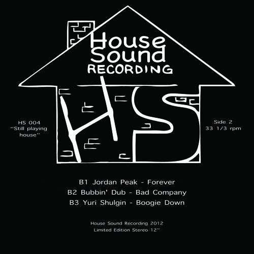 HS004 - V/A - House Sound Vol. 4