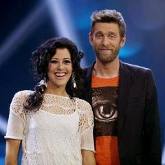 Lucía Pérez y Sergio Zearreta - O verdegaio