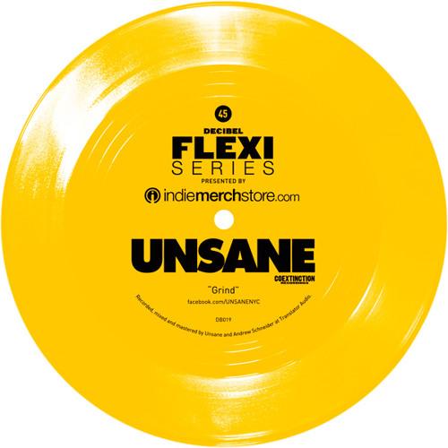 "Unsane ""Grind"" (dB019)"