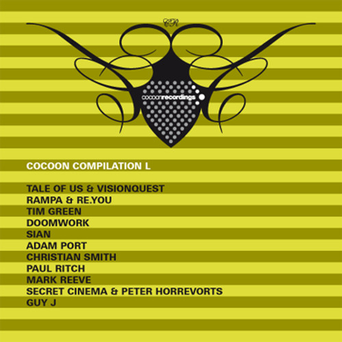 1 Tale of Us & Visionquest - Equilibrio (Cocoon Compilation corcd030)