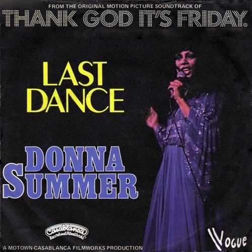 Donna Summer - Last Dance ( Ivan Gomez Private Mix ) 2006  Free Download
