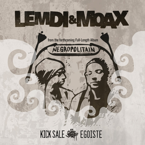 LEMDI & MOAX - EGOISTE Album Edit (prod. aCatCalledFRITZ)
