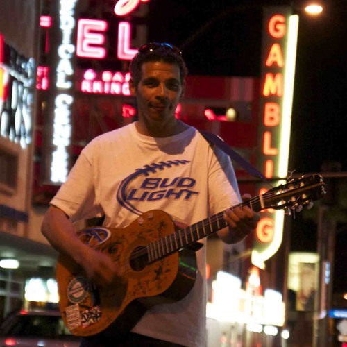 Busking In Vegas: The Journey Of Marc Drama