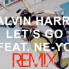 Calvin Harris ft. Ne-Yo - Let's Go - (Jay Saunders On The Beach Remix) FREE DOWNLOAD