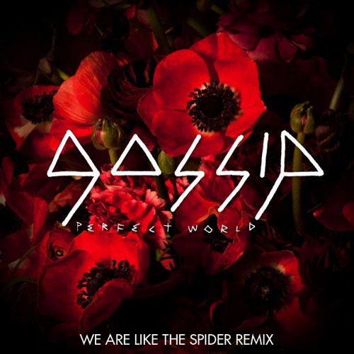 The Gossip - Perfect World (We Are Like the Spider Remix)