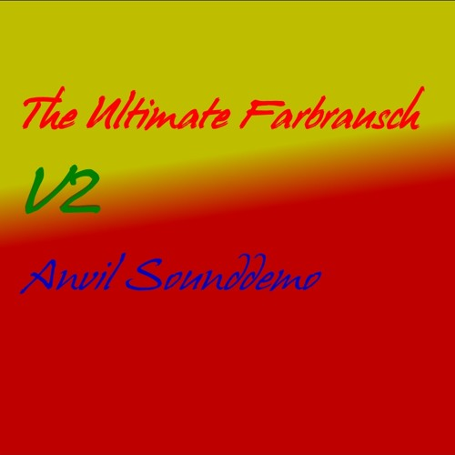 The Ultimate Farbrausch V2 - Anvil Sounddemo + Intro