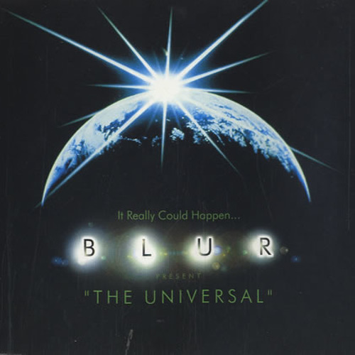 the universal - blur cover