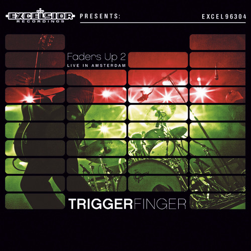 Triggerfinger - Faders Up 2 - Live In Amsterdam & The Road Sessions (preview)