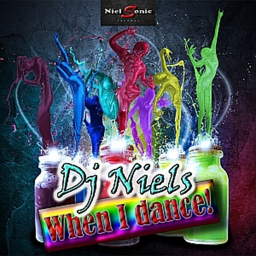 """Label NIELSONIC pres. Dj Niels - """"When I dance"""" EP OUT now!"""