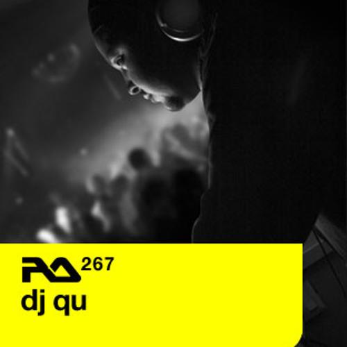 Resident Advisor podcast.267 DJ QU Mon,11 July 2011