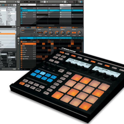 "Sound Design & Music - MASCHINE Track ""Riddim"""