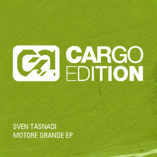 Sven Tasnadi-Dont touch-Cargo Edition