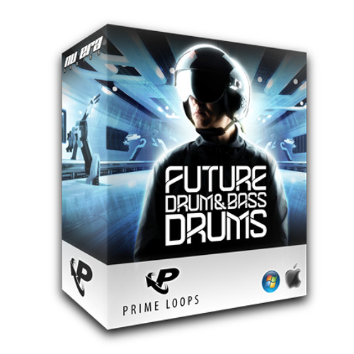 Future Drum & Bass Drums [Sample Pack Demo]