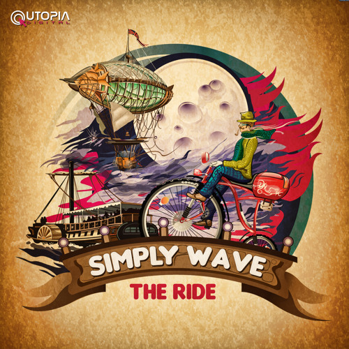 Simply Wave - Space Adventures - ૐ (Released in Utopia Records 2012)