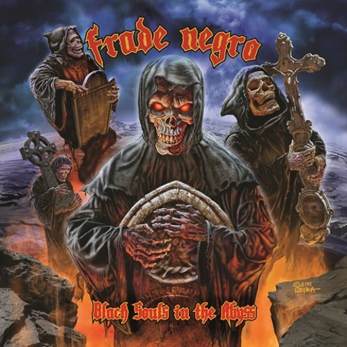 Frade Negro - Souls in the Abyss ( Black Souls in the Abyss 2012 )