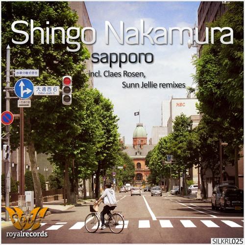 Shingo Nakamura – Sapporo (Sunn Jellie Remix)