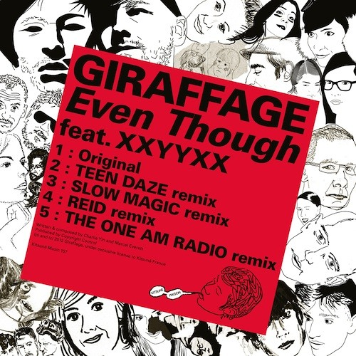 Giraffage & xxyyxx - Even Though (The One AM Radio Remix)