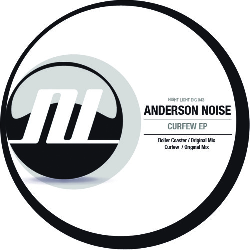 Anderson Noise - Curfew - [Night Light Records]