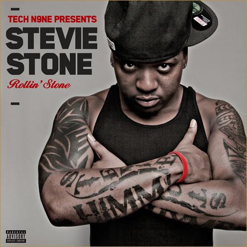 Stevie Stone FT. Tech N9ne - 808 Bendin'