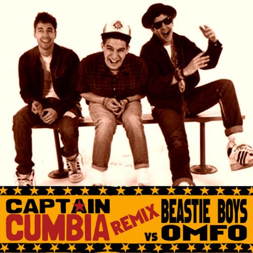 Captain Cumbia remix BEASTIE BOYS vs OMFO [Right Now]