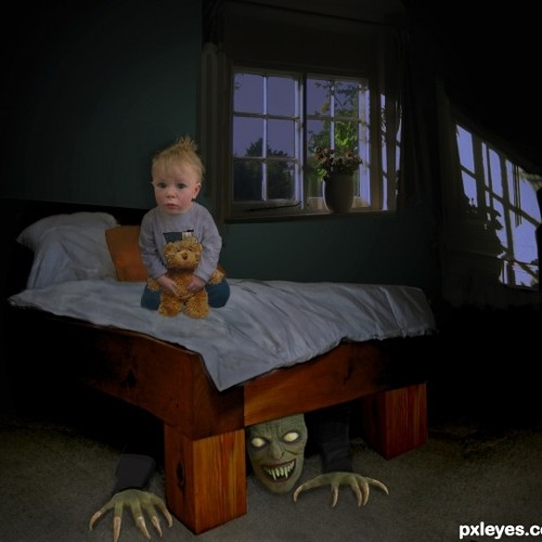 Monsters under the bed [FREE DOWNLOAD]