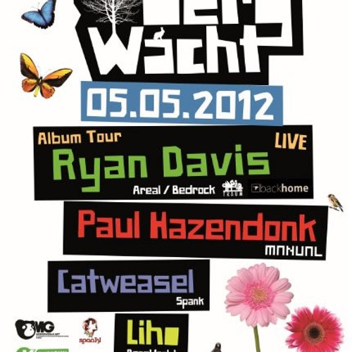 Paul Hazendonk @ BergWacht Artheater Cologne 05.05.2012