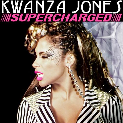 Kwanza Jones - Supercharged (Short version) (Remixed by SkorpiuS)