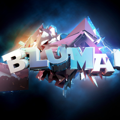 BLACKBURNER-DUST EATER (BLUMAN REMIX)
