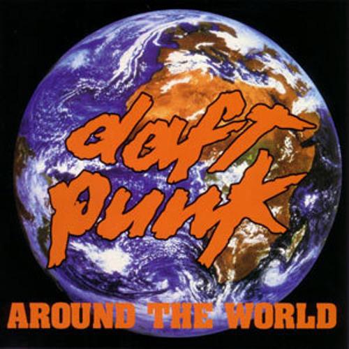Daft Punk - Arround the world (Main RMX)