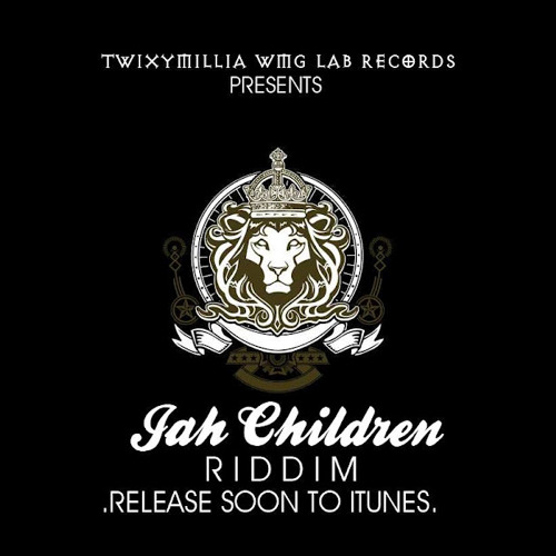 JAH IS MY light-HAILE SAINA-JAH CHILDREN RIDDIM 2012