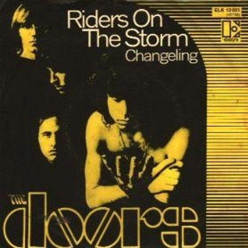 The Doors - Riders On The Storm (Pete Oak's Moonshine-edit)