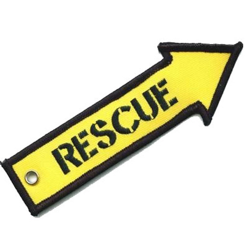You Rescue Me
