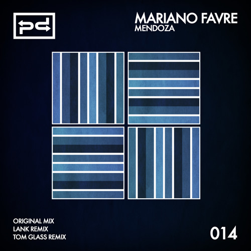 Mariano Favre - Mendoza (Original mix) [Perspectives Digital]