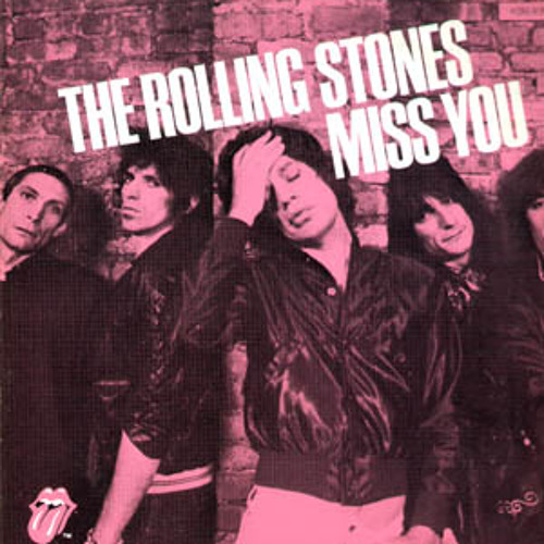 Rolling Stones - Miss You (fade Edit)