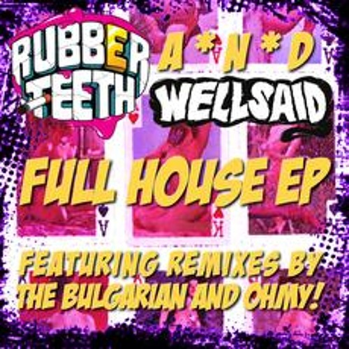Rubberteeth & Wellsaid - Spades (The Bulgarian Remix) *Preview*