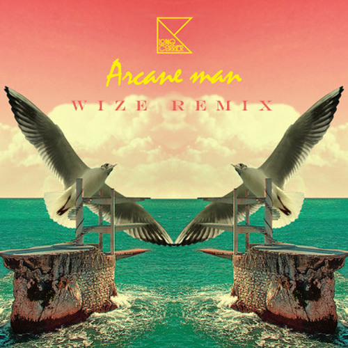 Long Courrier ft. Carson - Arcane Man (Wize Remix) [Official]