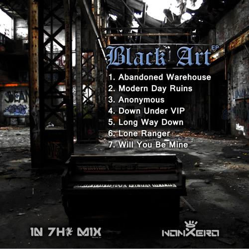 nonXero - Black Art EP Preview (Dubplate.fm Exclusive Mix)