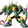 Megaman X - Sting Chameleon
