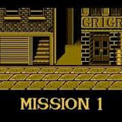 Double Dragon - Mission 1