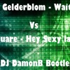 Peter Gelderblom - Waiting 4 Vs ISquare - Hey sexy lady ( DJ DamonB Bootleg )