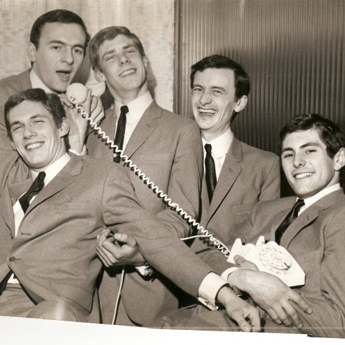 Trendsetters Limited: Tall Cool One (Radio Luxembourg 1964)