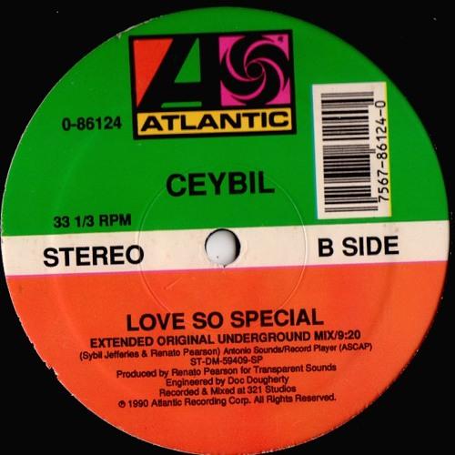 Ceybil - Love So Special