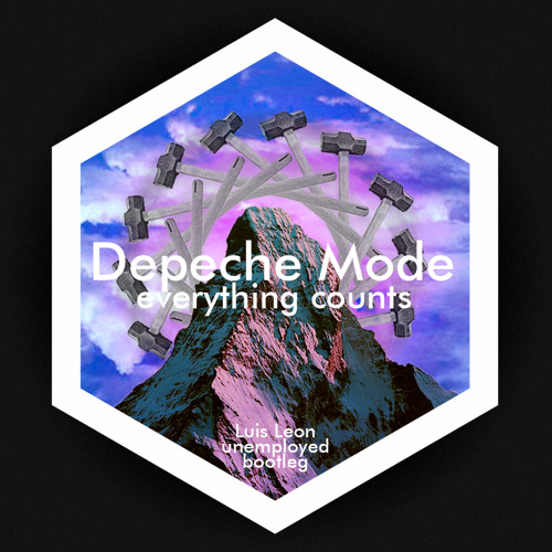 Depeche Mode - Everything Counts (Luis Leon Unemployed Bootleg)