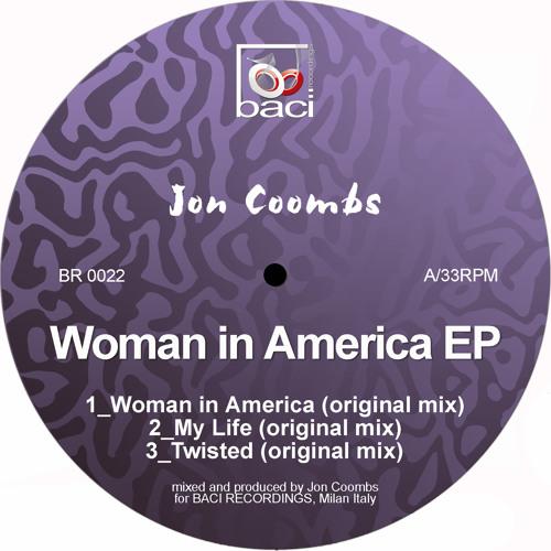BR0022 Jon Coombs - Woman in America EP