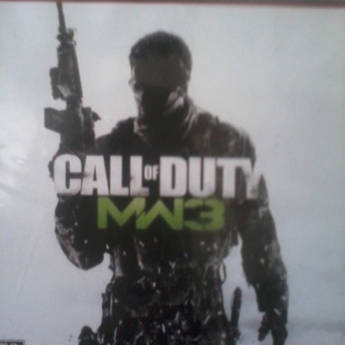 Call Of Duty MW3 RAPP