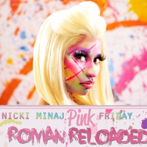 Nicki Minaj-I Am Your Leader Remix (Explicit)