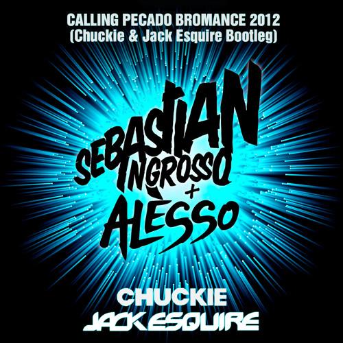Alesso vs. Luan Santana - Calling Pecado Bromance 2012 (Chuckie & Jack Esquire Bootleg)